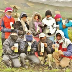 In the ministry in Ecuador - high in the frigid Andes Mountains (about 14,000 feet).