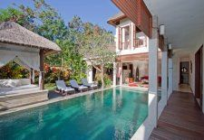 Villa Joe in Umalas Bali, Indonesia