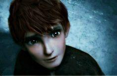 Humanized Jack Frost - fanart