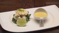Vanilla Butter Poached Snapper