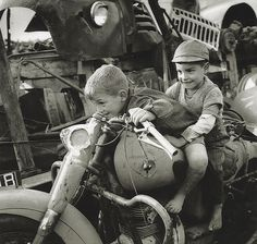 "Eduardo Gageiro ""The Fascination of Two Wheels"", Portugal, Undated"