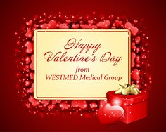 #WESTMED wishes you a very heart healthy and happy Valentine's Day!