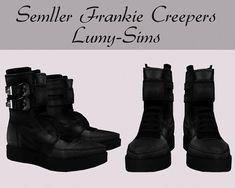 LumySims: Semller Frankie Creepers • Sims 4 Downloads
