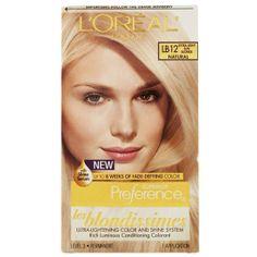Best Hair Color: L'Oreal Paris Superior Preference