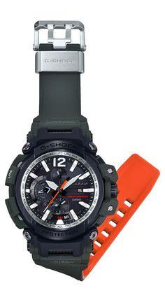 GPW-2000: nuevo G-Shock con sistema de sincronización en 3 tiempos - https://webadictos.com/2017/05/26/gpw-2000-g-shock/?utm_source=PN&utm_medium=Pinterest&utm_campaign=PN%2Bposts