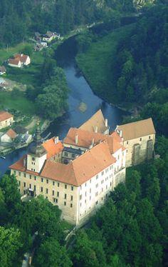 Bechyně castle (South Bohemia), Czechia