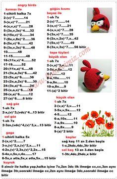 angry birds (kırmızı) - Açıklamalı Modellerimiz