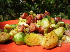 Brussels Sprouts With Chorizo Recipe - Food.com