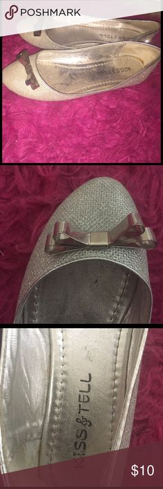 Glitter flats Sparkly ballet flats Shoes Flats & Loafers