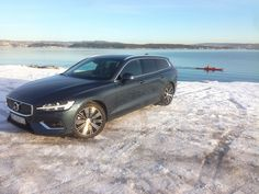 Test: Volvo V60 D4 og T6 AWD Volvo V60, Diesel, Cruise, Bmw, Cars, Vehicles, Diesel Fuel, Autos, Cruises