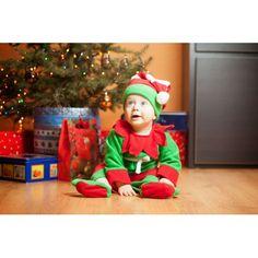 Elf chłopczyk - Stroje Myszki
