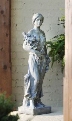 Kirklands pinterest   Aphrodite Statue #kirklands #outdoorliving #statue   Outdoor Living