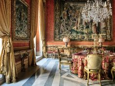 Palazzo Odescalchi, a 17th Century Roman Palazzo, Is Available as a Luxury Home Rental - Condé Nast Traveler