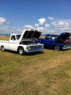 1965 Chevy Truck - LMC Trucklife