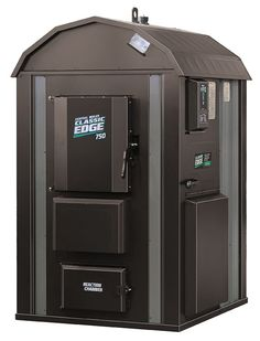 Central Boiler's newest EPA-certified outdoor wood furnace, the Classic Edge, is the perfect combination of value and performance. Outdoor Wood Furnace, Boiler, Locker Storage, Kitchen Appliances, Lifestyle, Classic, Home Decor, Diy Kitchen Appliances, Derby