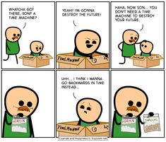 Explosm.net - Home of Cyanide and Happiness..new comic :p
