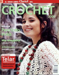 Clarín Crochet 2006 Nº 09 - Melina Crochet - Picasa-verkkoalbumit