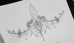 Olivia-Fayne Tattoo Design - STERNUM DESIGNS