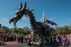 The Best Parade-Viewing Spots in the Magic Kingdom | Expert Advice From the Guy Who Wrote the Book on Disney World | About.com Family Vacations