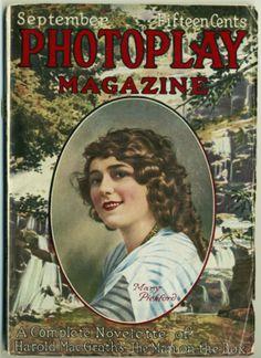 Mary Pickford, Sept. 1914
