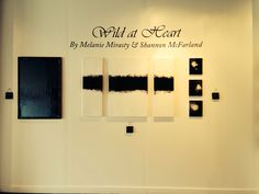 Wild at heart abstract art show