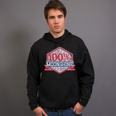 100% Moonshine Old Glory Black Sportage 3950 Marshall Kangaroo Hoodie - Moonshine Hoodies,Funny Drinking Hoodies,Alcohol Hoodies,Alcohol Clothing,Funny Drinking Quotes,Funny Drinking Memes,Embroidery Hoodies,Typographic Hoodies,Graphic Hoodies,Alco Tops,Drunk,High-Proof,Marvin Popcorn Sutton,Moonshiners,White Whiskey,Mountain Dew,Hooch,Liquor,Ole Smoky,Everclear,Cheers,Skål,Prost,Proost,Tchin,Santé,Cin Cin,Salute,Na Zdrowie,Fire In The Hole,Shirts,Sweatshirts