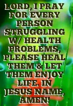 God is our healer.