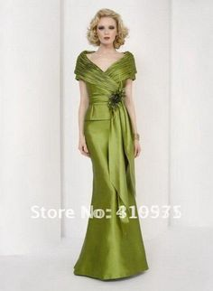 New StylesV- neck satin asymmentric full-length satin mother of the bride dresses from HotProm Prom Dresses For Sale, Mob Dresses, Cheap Dresses, Evening Dresses, Dresses Online, Mother Of The Bride Gown, Mother Of Groom Dresses, Mothers Dresses, Traje A Rigor