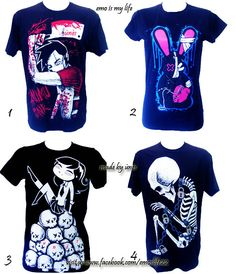 emo clothes cool shirts :)