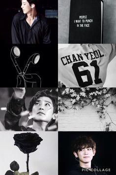 chanyeol aesthetics's Chanyeol Cute, Park Chanyeol Exo, Kpop Exo, Baekhyun, K Wallpaper, Colorful Wallpaper, Aesthetic Backgrounds, Aesthetic Wallpapers, Chanbaek