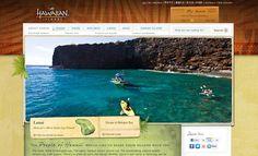 45 Inspiring Travel & Tourism Website Designs