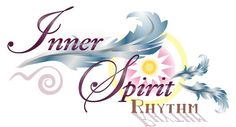 "My new  logo for Inner Spirit Rhythm!  I am so happy to share with all of you!  I hope you ""heart"" as much as me!  http://innerspiritrhythm.com/"