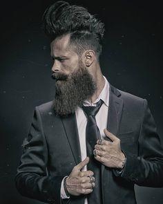 "106 Likes, 4 Comments - Ron Vogler (@ronny_vogler) on Instagram: ""@jaqueschappal #beardedstyle#beard#beardedmen#bearded#fashion#beardlove#picoftheday…"""