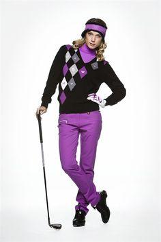womens golf clothing on sale www.pinksandgreens.com/golf/