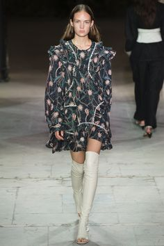 Isabel Marant Spring/Summer 2017 Ready-To-Wear Collection