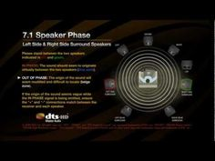 DTS HD Master Audio 7.1 Surround Sound Test. Full HD Lossless. - YouTube