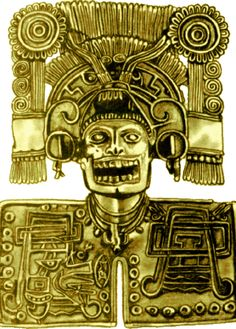 Pectoral mixteco zapoteca