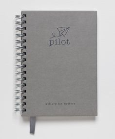 PILOT 2016: A Diary for Writers