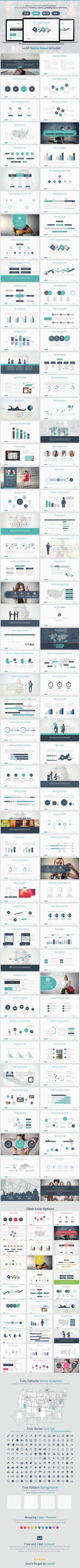 Marketing Strategy Powerpoint Presentation Template #slides Download here: http://graphicriver.net/item/marketing-strategy-powerpoint-presentation/14614905?ref=ksioks