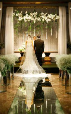 Passarela Espelhada | Sonho ou Realidade??? | No Estilo da Noiva
