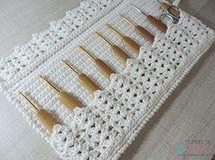 Crochet Vest Pattern, Crochet Stitches Patterns, Stitch Patterns, Crochet Diy, Crochet Home, Yarn Projects, Crochet Projects, Crochet Barbie Clothes, Crochet Needles