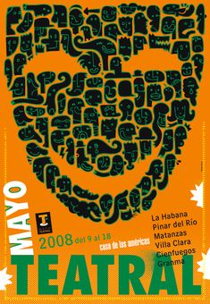 Nelson Ponce, Mayo teatral, 2008