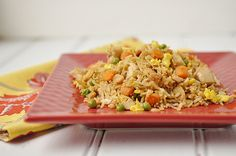 fried rice and other recipes for that left over Easter ham