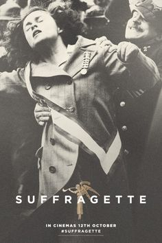 Suffragette Movie Poster #16