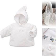 Per le prime uscite dei più piccoli.. Giacchino imbottito Petit Bateau online su: http://www.cocochic.it/it/baby/499-giacca-bebe-imbottita.html