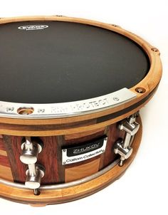 Mix Wood Series Drum by Zhukov Handcragted Drums