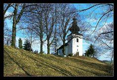 Slovakia, Ilija - Romanesque church