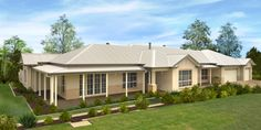 Perfect for large blocks. The single storey Sandhurst – Wincrest Homes
