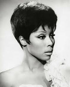 "Diahann Carroll broke television barriers as the first African-American woman to star as a non-domestic in her own television show, ""Julia"". In she was the first African-American woman to win a Tony Award for her role in the musical ""No Strings. Black Actresses, Black Actors, Actors & Actresses, Diahann Carroll, Divas, Women In History, Black History, My Black Is Beautiful, Beautiful People"