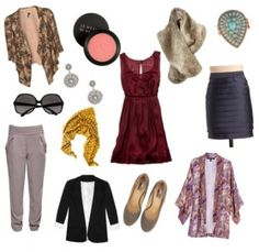 Fashion Inspired by Secret Diary of a Call Girl: Hannah's Fashion Essentials